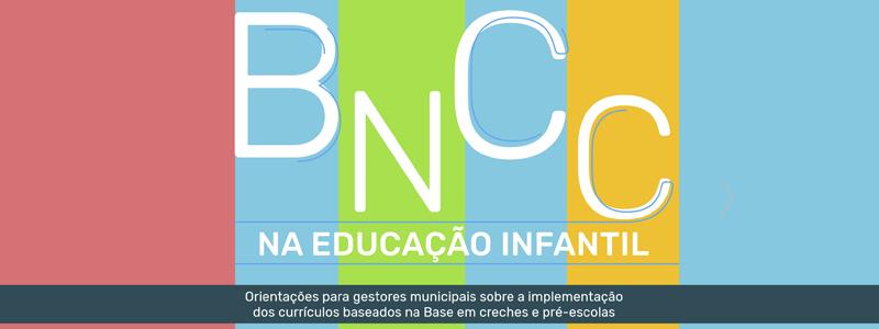 BNCC na Educação Infantil